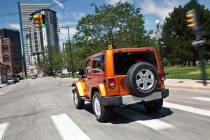 Foto Exteriores Jeep Wrangler Suv Todocamino 2010