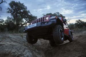 Foto Exteriores (1) Jeep Wrangler Suv Todocamino 2018
