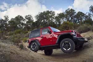 Foto jeep wrangler 2018