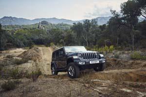 Foto Exteriores (31) Jeep Wrangler Suv Todocamino 2018