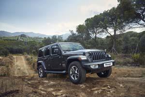 Foto Exteriores (32) Jeep Wrangler Suv Todocamino 2018