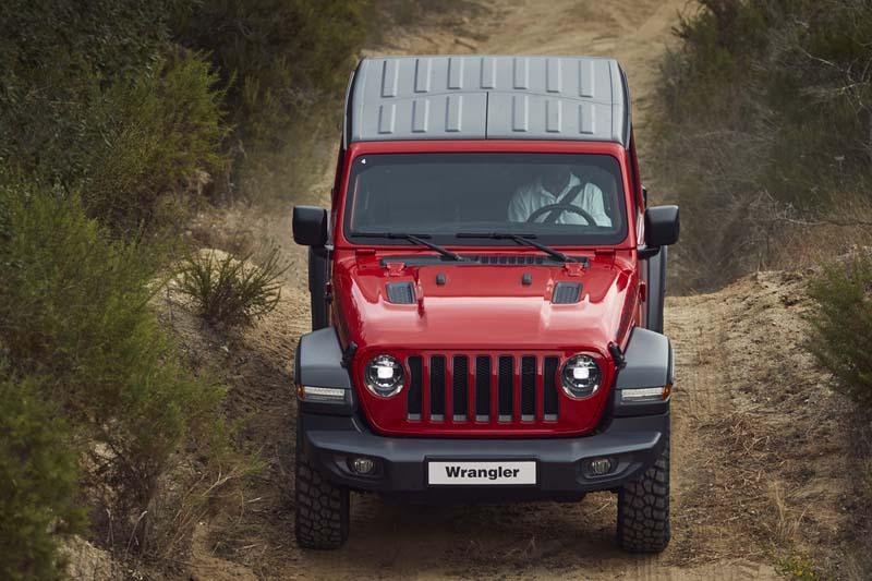 Foto Exteriores Jeep Wrangler Suv Todocamino 2018