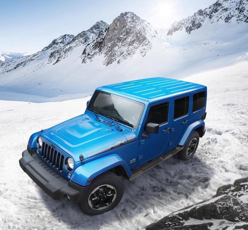 Foto Exterior Jeep Wrangler Polar Suv Todocamino 2014