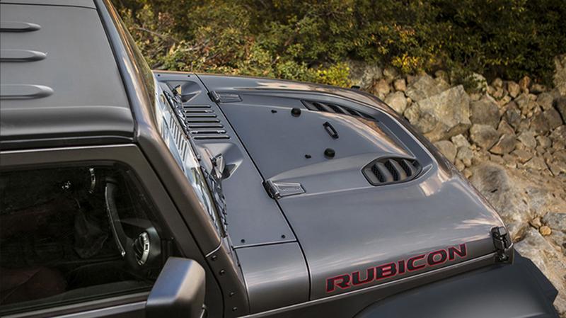 Foto Detalles Jeep Wrangler Rubicon 10 Aniversario Suv Todocamino 2013