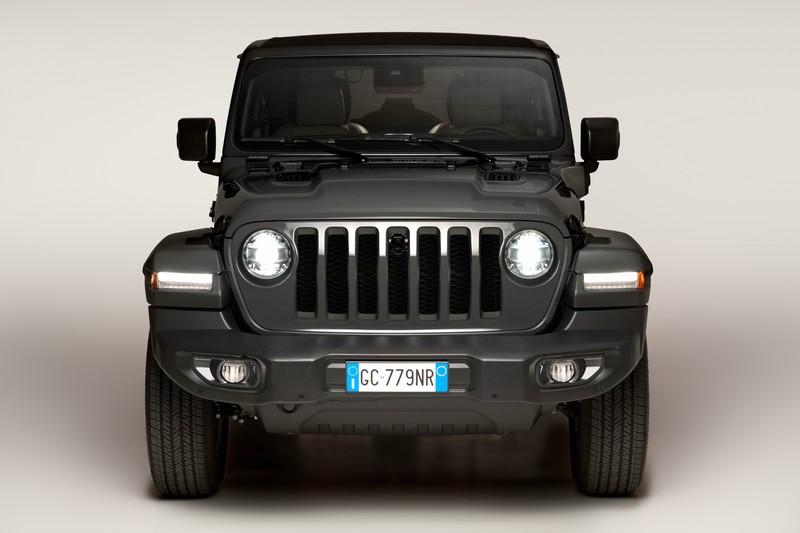 Foto Delantera Jeep Wrangler Xe First Edition Suv Todocamino 2021