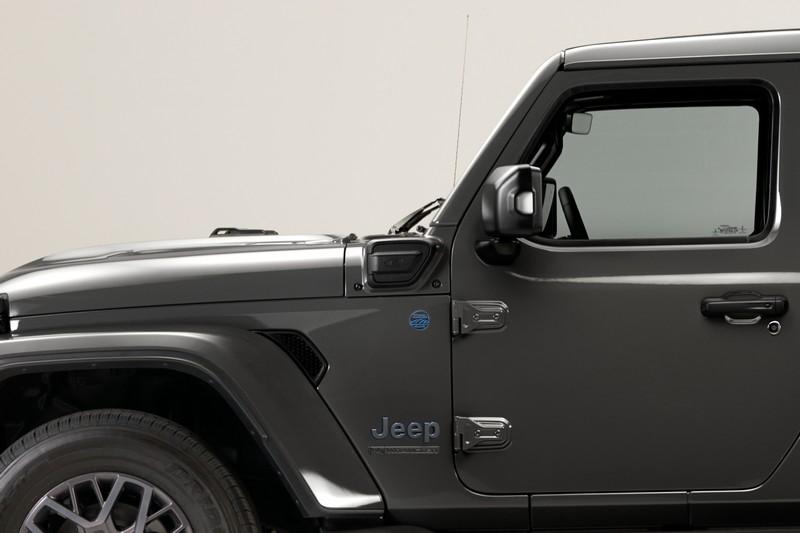 Foto Detalles Jeep Wrangler Xe First Edition Suv Todocamino 2021