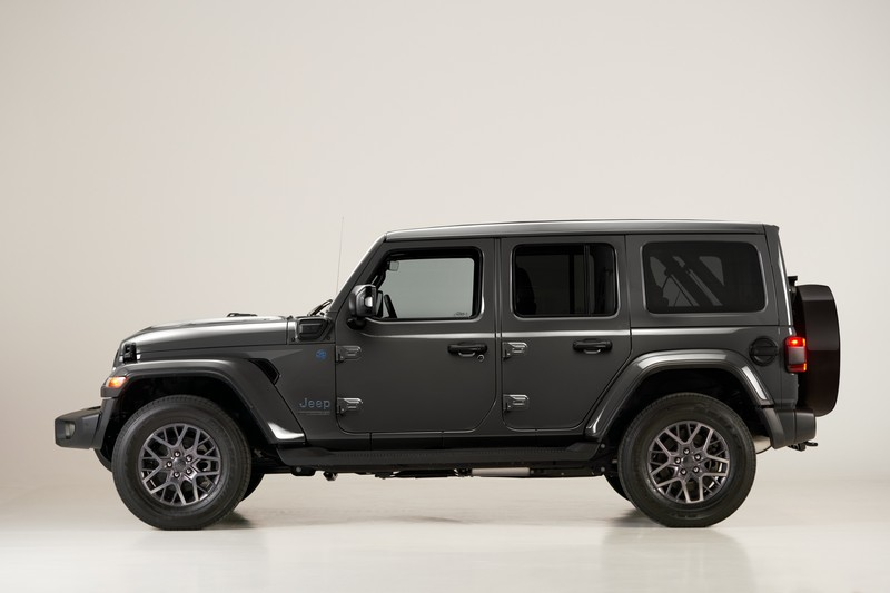 Foto Exteriores Jeep Wrangler Xe First Edition Suv Todocamino 2021
