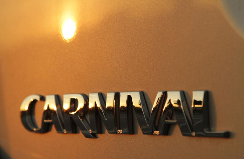 Foto Detalles Kia Carnival Monovolumen 2011