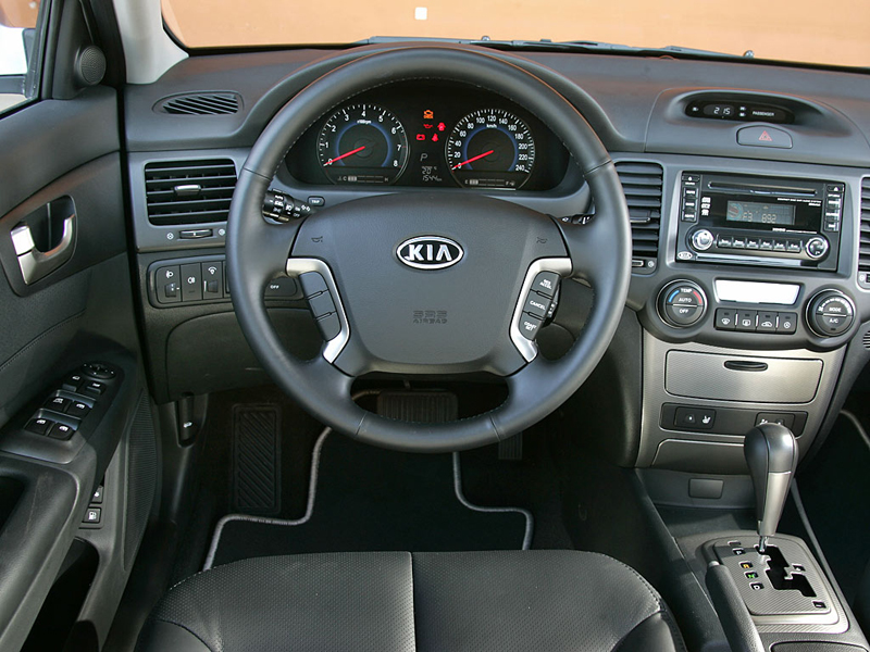 Foto Salpicadero Kia Magentis Sedan 2008
