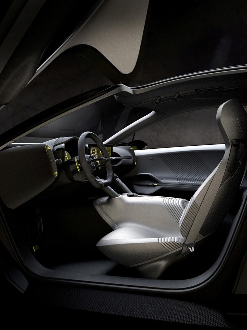 Foto Interiores Kia Niro Concept Suv Todocamino 2013