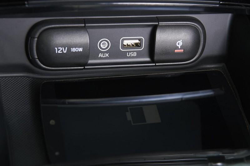 Foto Interiores Kia Optima Sedan 2016