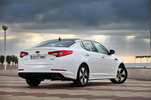 KIA Optima-hibrido 2012