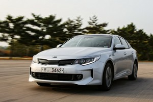 Foto kia optima-phev 2016
