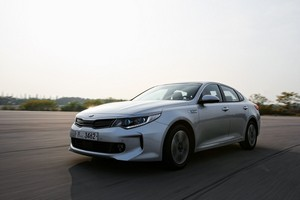 KIA Optima-phev 2016