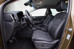 Foto Interiores 1 Kia Sportage-presentacion Suv Todocamino 2016