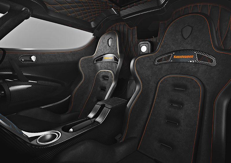 Foto Interiores (2) Koenigsegg Koenigsegg-one-1 Cupe 2016