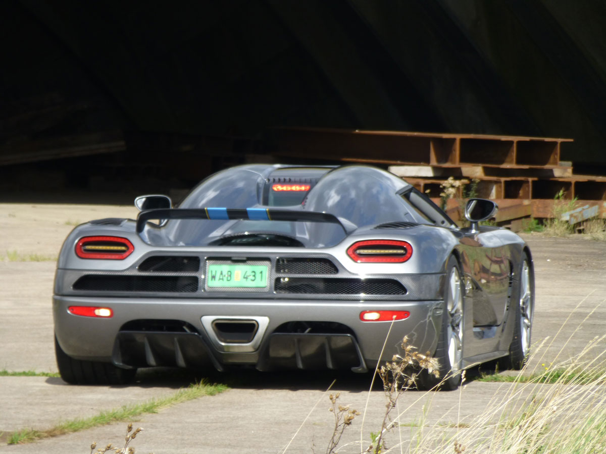 Fondo Pantalla Koenigsegg Agera Cupe 2012 Exteriores (3)