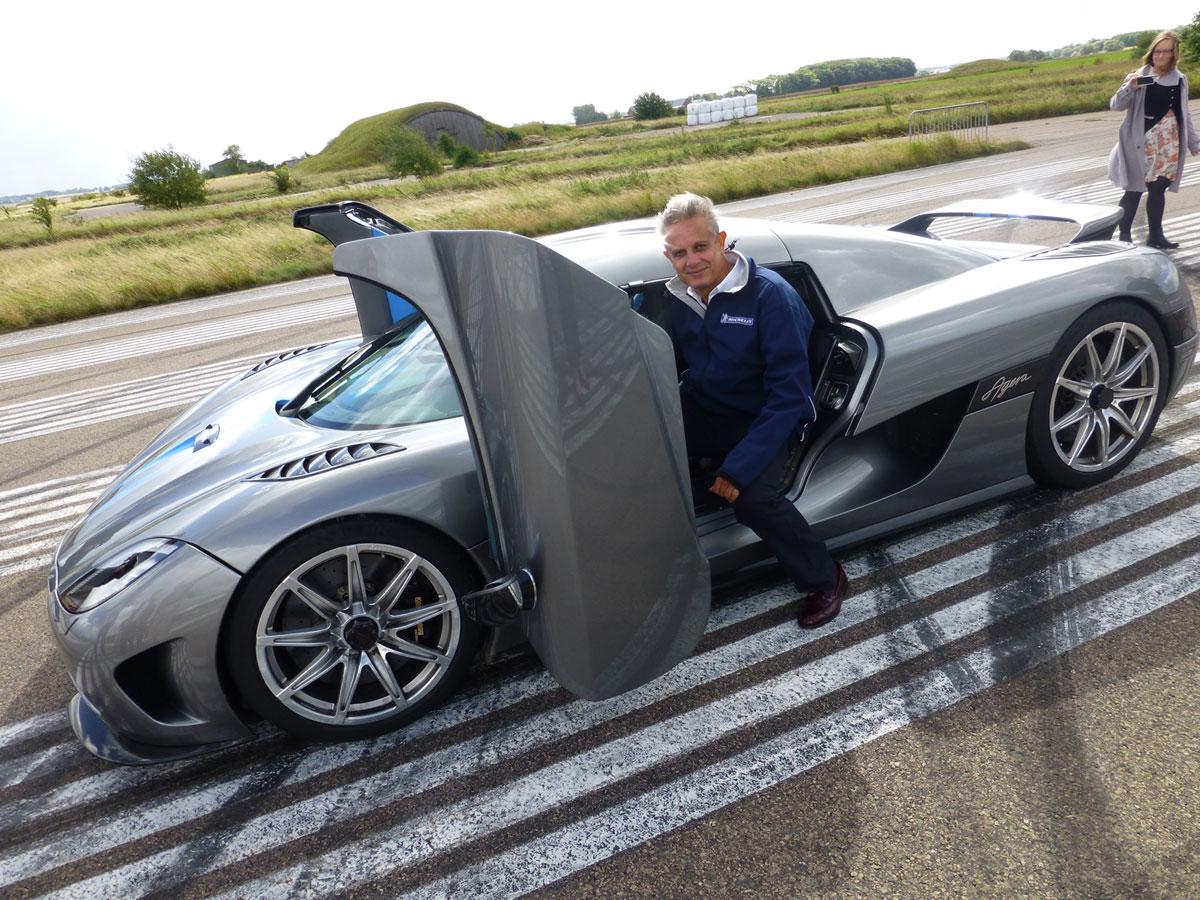 Fondo Pantalla Koenigsegg Agera Cupe 2012 Exteriores