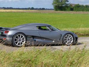 Foto Exteriores (4) Koenigsegg Agera Cupe 2012
