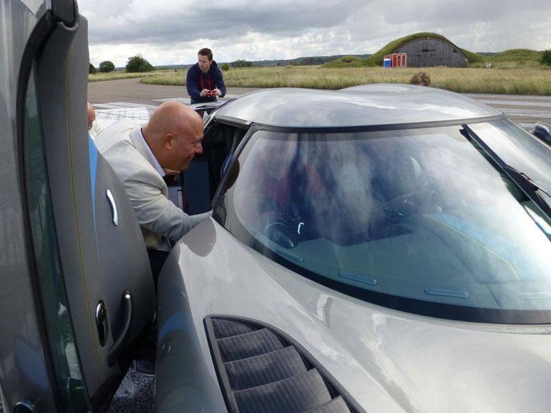 Foto Exteriores Koenigsegg Agera Cupe 2012