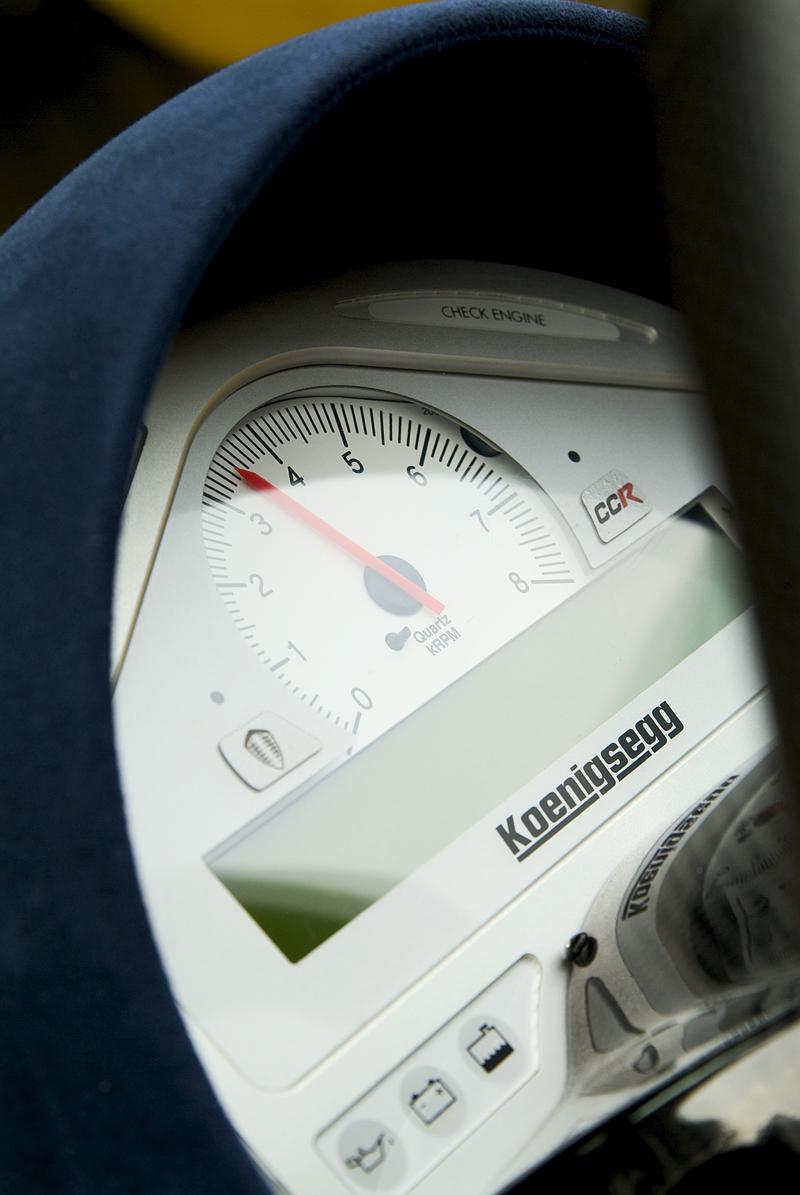 Foto Detalles Koenigsegg Ccr Cupe 2005