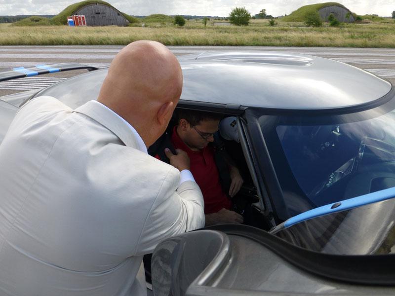 Foto Christian V Koenigsegg Koenigsegg Christian V Koenigsegg
