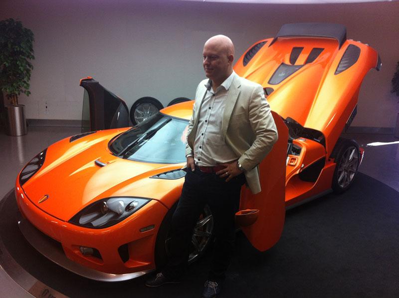 Christian V. Koenigsegg