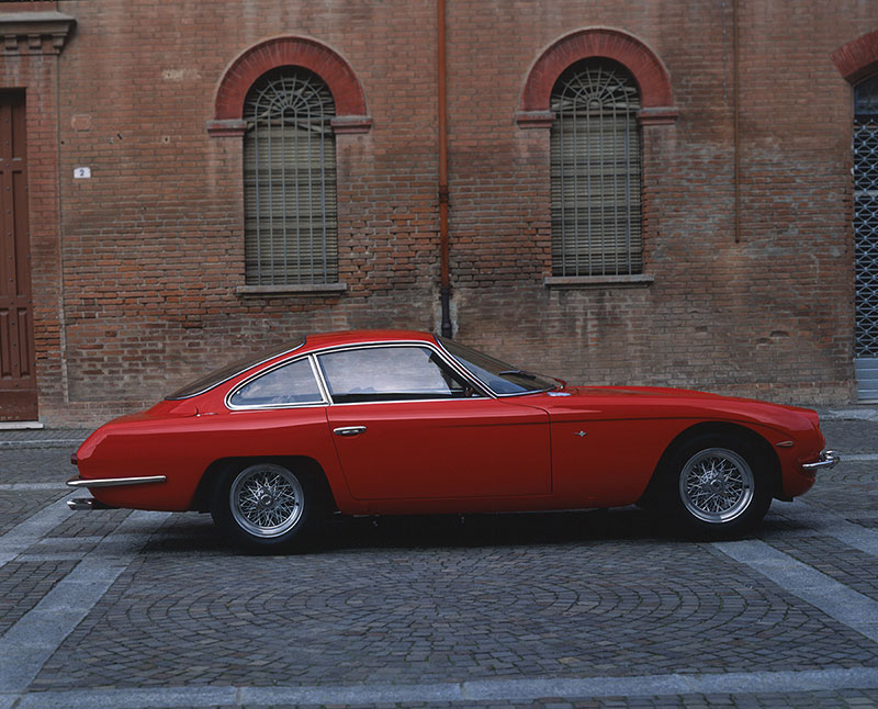 Foto Exteriores Lamborghini 350gt Cupe 1967