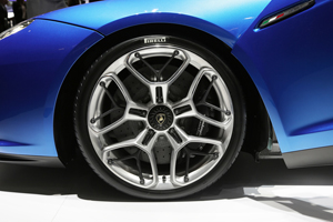 Foto Detalles (2) Lamborghini Asterion Cupe 2014