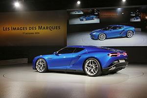 Foto Exteriores (3) Lamborghini Asterion Cupe 2014