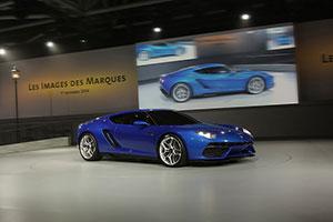 Foto Exteriores (4) Lamborghini Asterion Cupe 2014