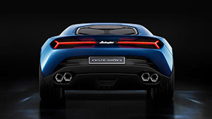 Foto Exteriores (6) Lamborghini Asterion Cupe 2014