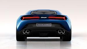 Foto Exteriores (7) Lamborghini Asterion Cupe 2014