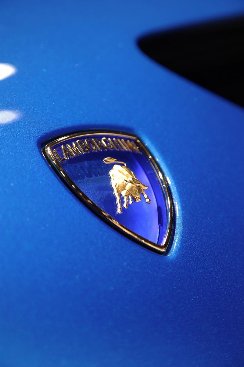 Foto Detalles Lamborghini Asterion Cupe 2014