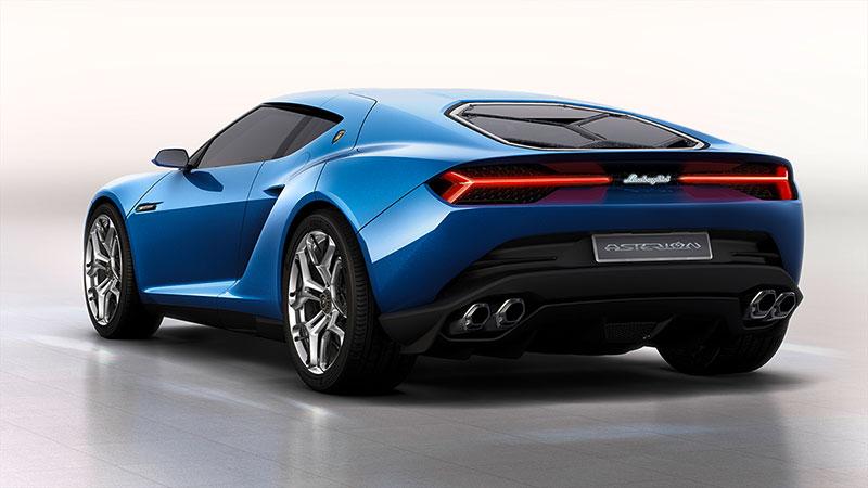 Foto Exteriores (1) Lamborghini Asterion Cupe 2014
