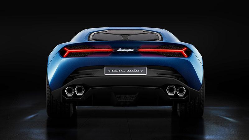 Foto Exteriores Lamborghini Asterion Cupe 2014