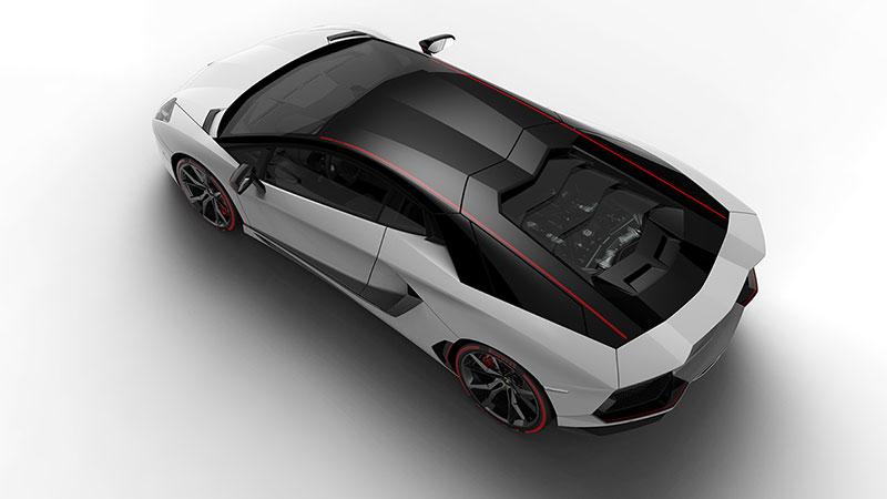Foto Exteriores Lamborghini Aventador Lp700 4 Pirelli Edition Cupe 2014