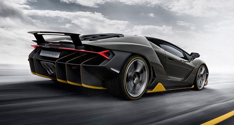 Centerario Ferruccio Lamborghini