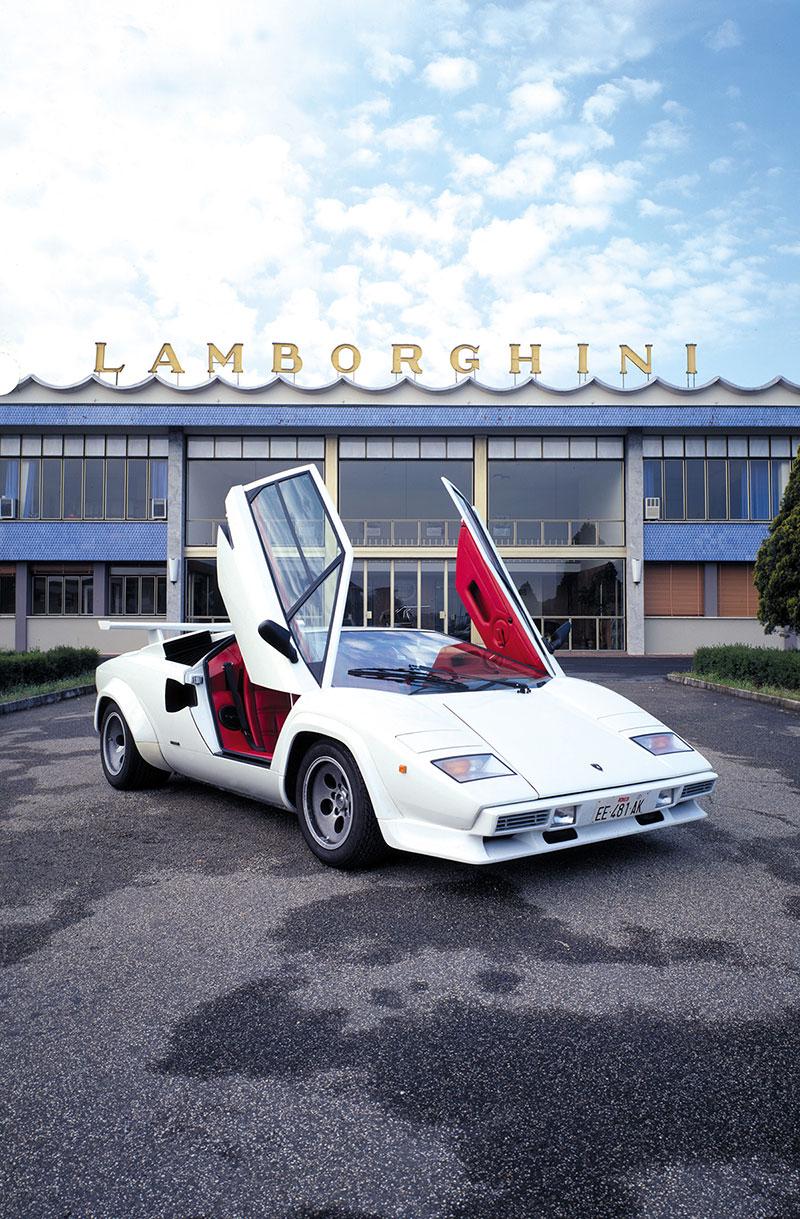 Foto Exteriores Lamborghini Countach Cupe 1985
