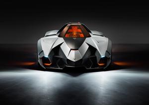 Foto Delantera Lamborghini Egoista Cupe 2013