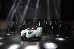 Foto Exteriores (3) Lamborghini Egoista Cupe 2013