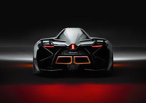 Foto Exteriores (4) Lamborghini Egoista Cupe 2013