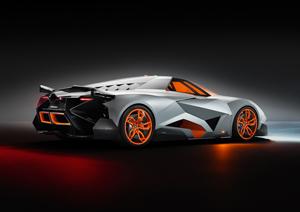 Foto Exteriores (5) Lamborghini Egoista Cupe 2013