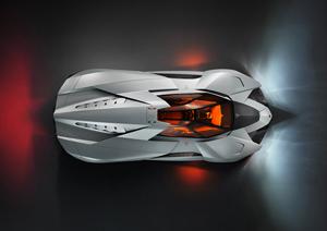 Foto Exteriores (6) Lamborghini Egoista Cupe 2013