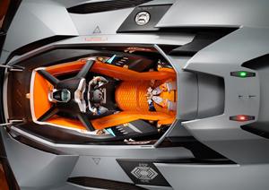 Foto Exteriores (7) Lamborghini Egoista Cupe 2013