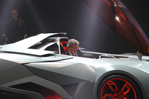 Foto Exteriores Lamborghini Egoista Cupe 2013