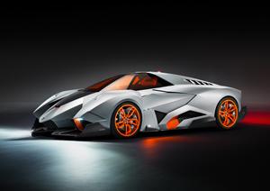 Foto Perfil Lamborghini Egoista Cupe 2013
