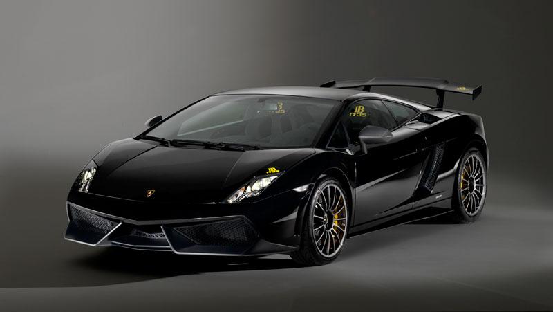 Foto Delantera Lamborghini Gallardo Cupe 2010