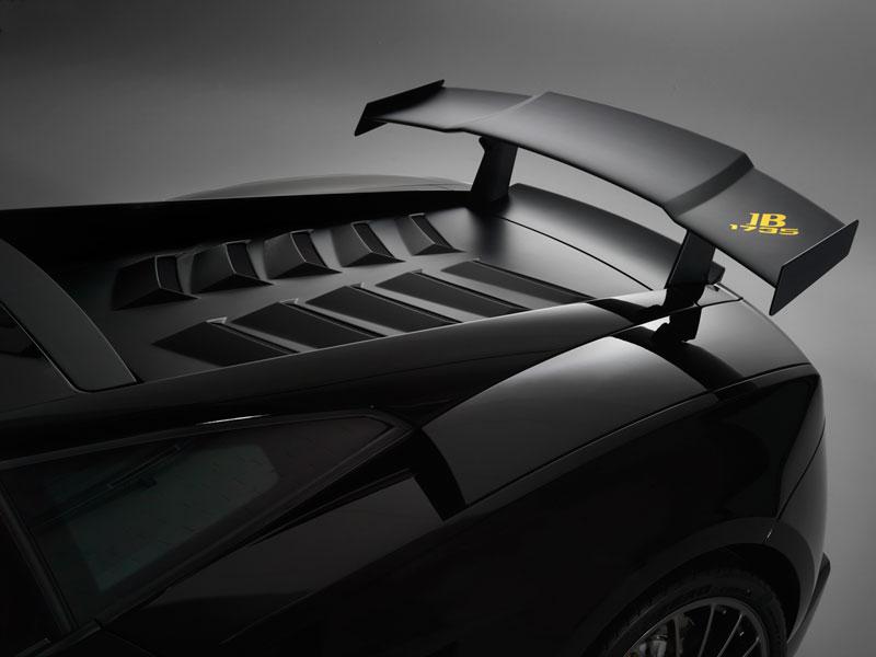 Foto Detalles Lamborghini Gallardo Cupe 2010