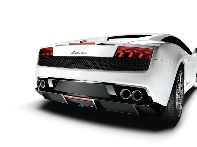 Foto Exteriores Lamborghini Gallardo Lp560 4 Cupe 2010